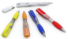 Ergonomic Gel Pen USB