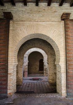 Alcázar de Jerez. Mezquita