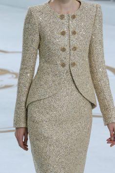 Chanel alta costura F / W 2014