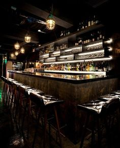 Glamorous and exciting bar decor needs matching furniture. Discover our luxurious handcrafted furnit Bar Lounge, Bar Interior Design, Interior Decorating, Restaurant Bar, Restaurant Offers, Bar Furniture For Sale, Furniture Ideas, Furniture Inspiration, Luxury Bar