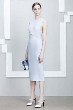 Jason Wu Resort 2015 - Review - Fashion Week - Runway, Fashion Shows and Collections - Vogue