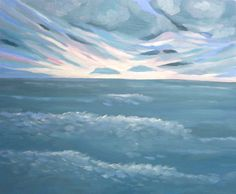 View Steel Sea under a cloudy sky by Mary Stubberfield. Browse more art for sale at great prices. New art added daily. Buy original art direct from international artists. Shop now