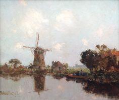 Schilderijen te koop, Galerie Wijdemeren Breukeleveen, Kunstschilder, Expositie, GJ Delfgaauw