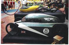 2004 Gravity racer by Alberto Hernandez Mendoza at Coroflot.com