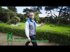 Vidéo de présentation du jardin Georges Delaselle, sur l'île de Batz : un paradis exotique sur la côte nord du Finistère, en face du port de... | Finistère Bretagne | #myfinistere #video #vacances