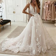 Wedding Dresses Lace 2018 Essense of Australia Wedding Dress. Leaf and floral detail V neck relaxed boho foliage festival bride.Wedding Dresses Lace 2018 Essense of Australia Wedding Dress. Leaf and floral detail V neck relaxed boho foliage festival bride Wedding Dress Mermaid Lace, Gorgeous Wedding Dress, Princess Wedding Dresses, Mermaid Dresses, Lace Dress, Ivory Lace Wedding Dress, Vintage Lace Wedding Dresses, Twilight Wedding Dresses, A Line Wedding Dress With Sleeves