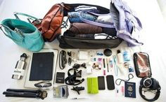 Instead of overpacking and running into all sorts of problems when travel, it's better to travel light. Check out some ultralight travel packing tips and lists to get your adventure as lightweight as possible. Road Trip Packing, Packing Tips For Travel, Travel Essentials, Travel Hacks, Packing Ideas, Travel Ideas, Weekend Packing, Vacation Packing, Travel Gadgets