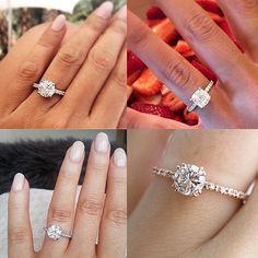 WEBSTA @ annawilliamson - Letar inspiration för min blivande förlovningsring Så när jag kommer hem börjar jakten på diamanter Om ni har tips på ställen eller leverantörer, hjälp mig gärna! Det är ju en djungel där ute #inspiration#förlovningsring