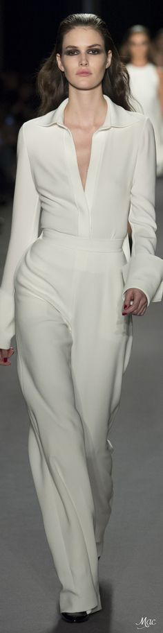 Fall 2017 RTW Brandon Maxwell