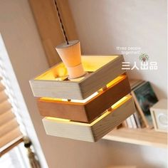 LED bar restaurant coffee bedroom chandelier , wooden Chinese lamps
