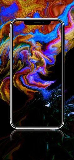 HOTSPOT4U – Art & Graphic Wallpapers Designer Android Wallpaper Blue, Graphic Wallpaper, Phone Backgrounds, Wallpaper Backgrounds, Phone Wallpapers, Latest Technology Gadgets, Designer Wallpaper, Neon Signs, Abstract