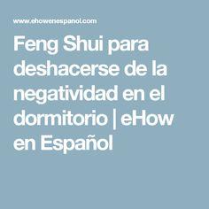 Secretos del feng shui c mo hacer una limpieza energ tica - Como deshacerse de la mala suerte ...