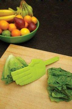 Karate coupeur de légumes
