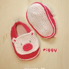 PB01-P-PAT_Piggy-Baby-Booties-Crochet-Pattern
