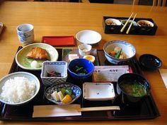 A reggeli hagyományos japán | Japán Tények