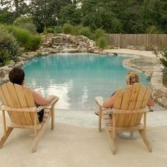 modern pool Beach Entry Pool.... I would love to have one of these... Guess I will keep dreaming