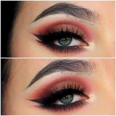 #Eyes #Makeup #Ojos #Maquillaje #Beauty