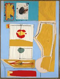 In this clip, curator Susan Davidson and conservator Jeffrey Warda discuss Robert Motherwell's Blue With China Ink (Homage to John Cage). Animal Design, Abstract Expressionism, Expressionist Art, Abstract Painting, Robert Motherwell, Painting, China Ink, Art, Abstract