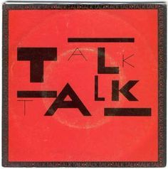 """Talk Talk - Talk Talk (Vinyl 7"""") 1982 Portugal"""
