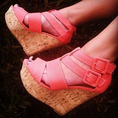 Get corky in coral.