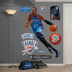 Kevin Durant - No. 35, Oklahoma City Thunder