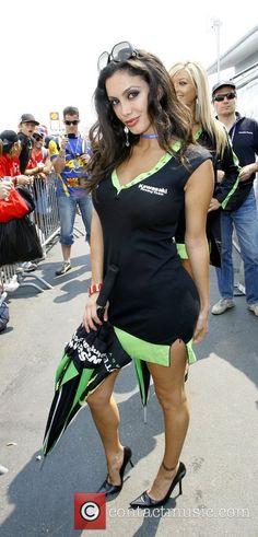 Picture Gallery - Ducati Team Umbrella Girls in Mugello MotoGP 2011
