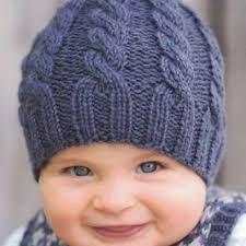 Bildergebnis für strickanleitung mütze baby