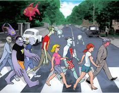 Madman Atomic Comics #16 by Michael Allred