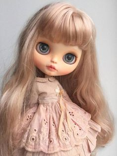 Custom Doll for Adoption by PrincessSheshez Check the weekly dolls for adoption here: http://ift.tt/2lbVttq