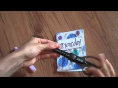 How to Upcycle Tissue Paper on Your Scrapbook Layouts -     I'll show you how I use wrapping paper and tissue paper on my scrapbook cards and scrapbook layouts. It is such a fun way to use it instead of throwing it away. I hate seeing all that stuff just thrown away. : )