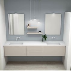 Skap ditt personlige baderomsmøbel! Med Dansani Calidris velger du størrelse & farge utifra dine behov og ønsker Prat med oss for muligheter med nettopp ditt bad #rørkjøp