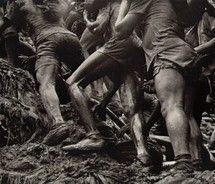 Modern slavery in Brazil, picture by Sebastião Salgado