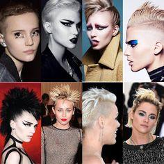 Ro&Ro Beauty Blog: Make Up Trend: Punk!
