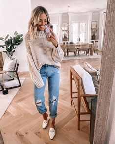 Simple Winter Outfits, Winter Teacher Outfits, Mom Outfits, Cute Casual Outfits, Fall Outfits, Casual Chic, Breastfeeding Clothes, Autumn Winter Fashion, Girl Fashion