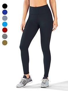 dh Garment Legging de Sport Femme Taille Haute avec Poche Pantalon  Amincissant pour Yoga Gym Fitness Running 9d0033b7d98