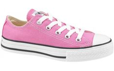 Converse All Star Kids OX Pink 4-7 yr