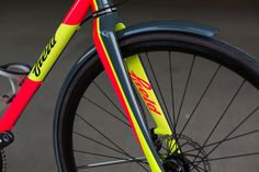 Gallery : Field Cycles OBSESSED with those colors!