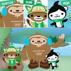 On the Creative Market Blog - Logo Designs for the 2020 Olympic Games