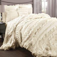 Belle 4 Piece Comforter Set