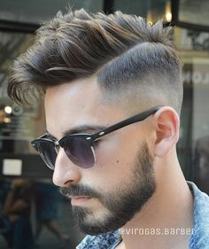 Comb over hairstyles have become very popular. We will show you the new Comb over hairstyles that men look good.Trendy Comb Over Hairstyles for Men check the ideas. Stylish Mens Haircuts, Popular Mens Hairstyles, Mens Hairstyles With Beard, Popular Haircuts, Hair And Beard Styles, Haircuts For Men, Cool Hairstyles, Medium Hairstyles, Men's Haircuts