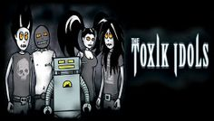 Q with Crypticon artist/vendor and Toxik Idols creator Len Enders...