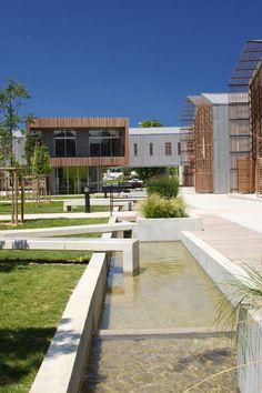 Gallery of Community Center Valley of Herault / N+B Architectes - 6