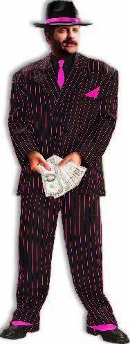 Déguisement de gangster mafieux / Mafia gangster costume