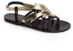 Ancient Greek Sandals 'Kategida' Leather Sandal (Women)