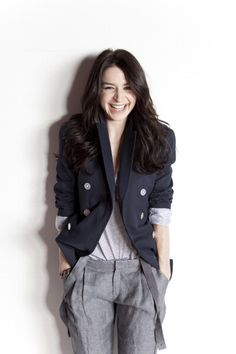 Caterina Scorsone! My new fave greys anatomy character !! She looks so fun and charming. Shepherd's bloodline.
