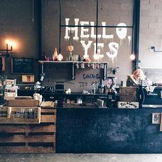 Geluksstraatjes   Hello Yes cafe   Adelaide, Australia