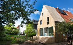 Haus Wiebach (Sanierung und Erweiterung) - CHRISTIAN STOLZ