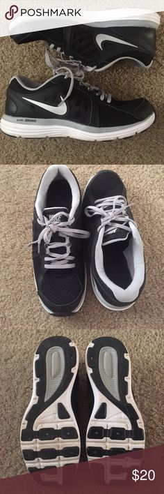 Nike Dual Fusion Sneakers Nike Dual Fusion Sneakers. Lightly used, show slight wear, but nothing too significant. Nike Shoes Athletic Shoes