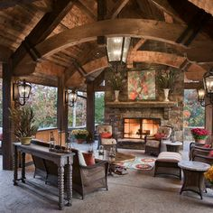 Covered Patio Design Ideas, Pictures, Remodel, and Decor - page 103