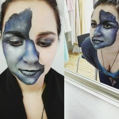 Make up painting